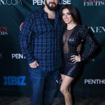 Darcie Dolce with Mark Mojo
