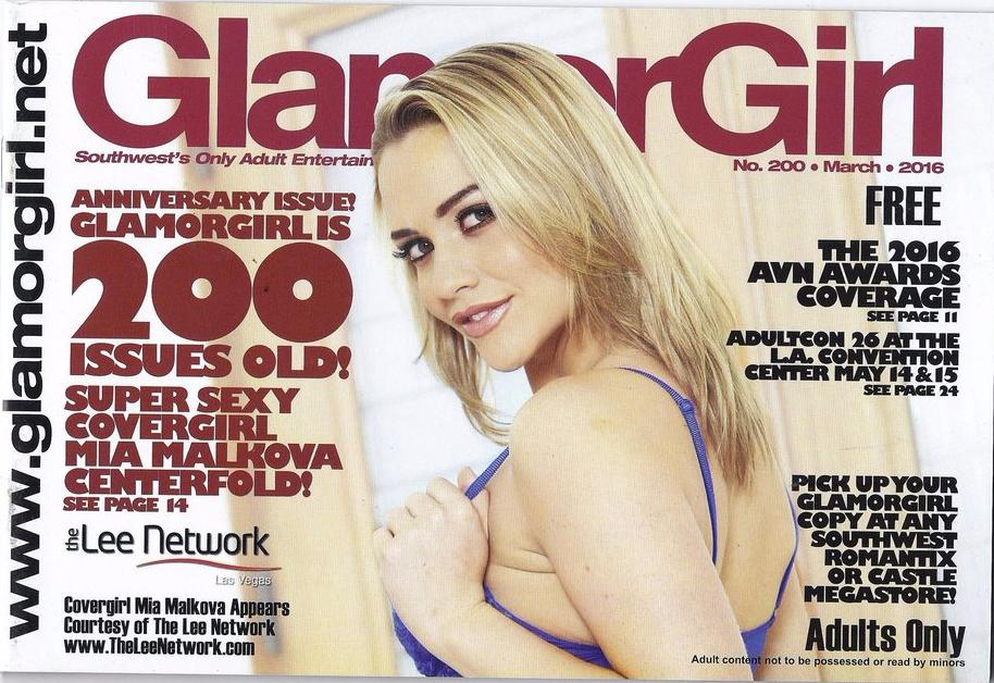 Mia Malkova Glamour Girl
