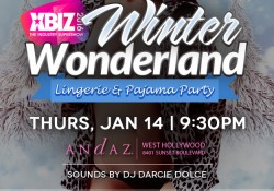 Winter Wonderland Lingerie Party