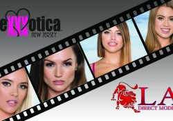 LA Direct Models Heads to EXXXOTICA New Jersey